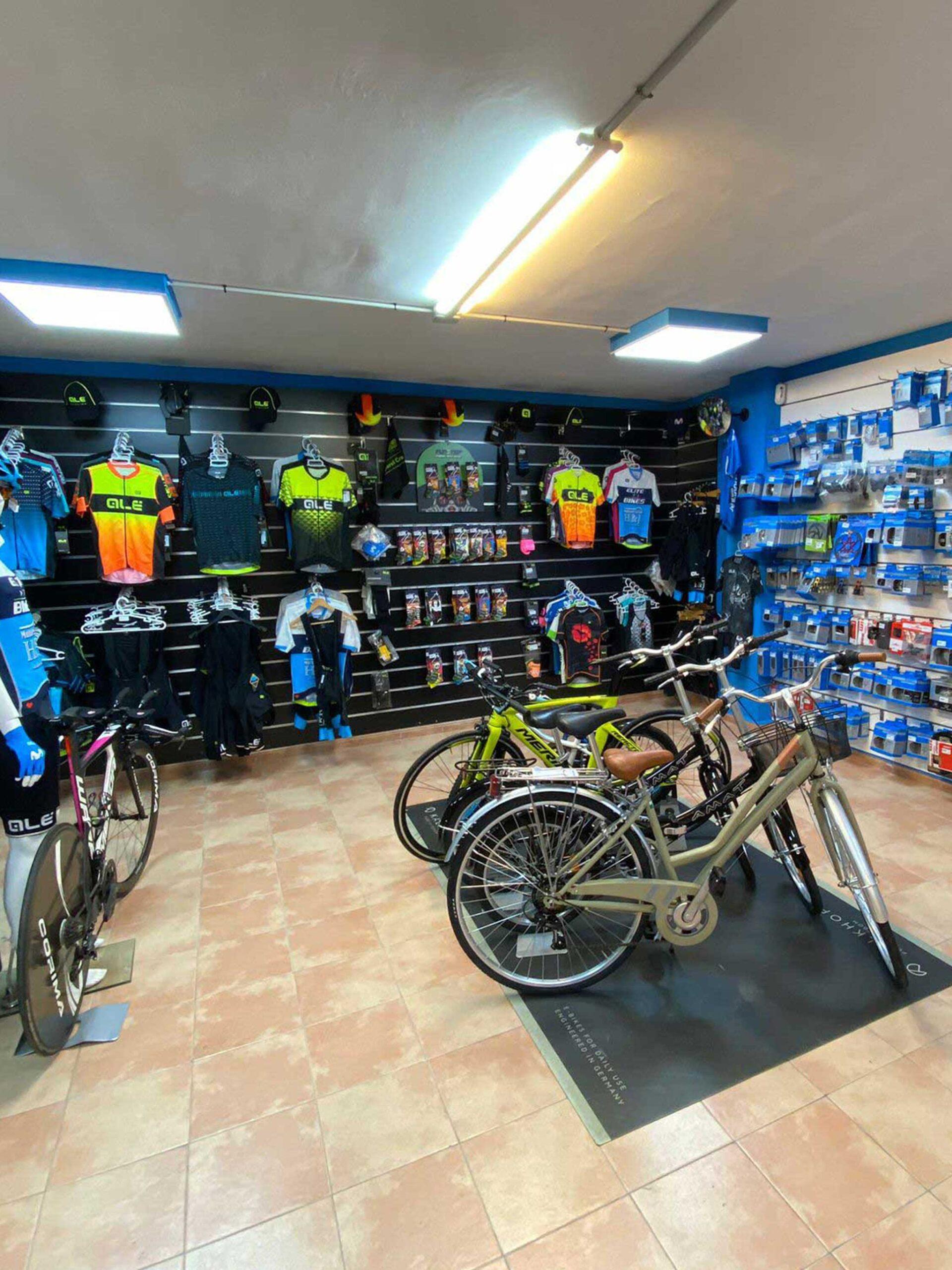 Mejor tienda de bicis en Jávea – Elite Bikes