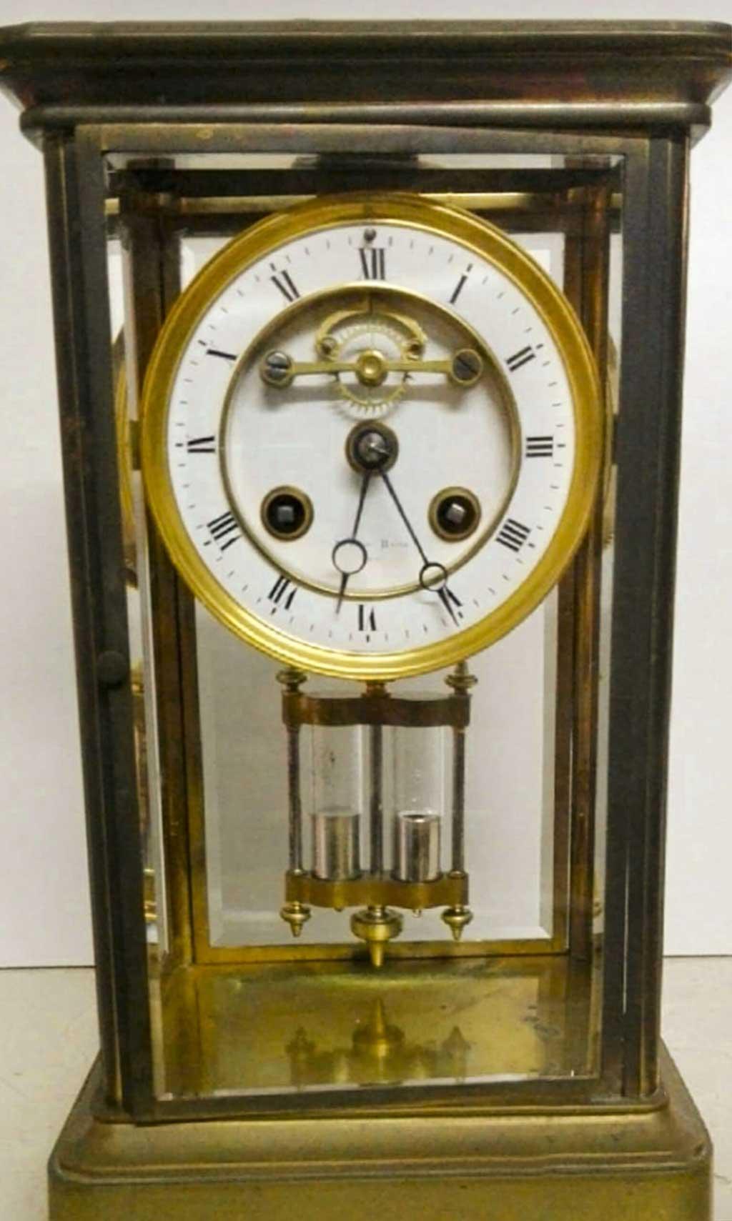 Reloj restaurado Jávea