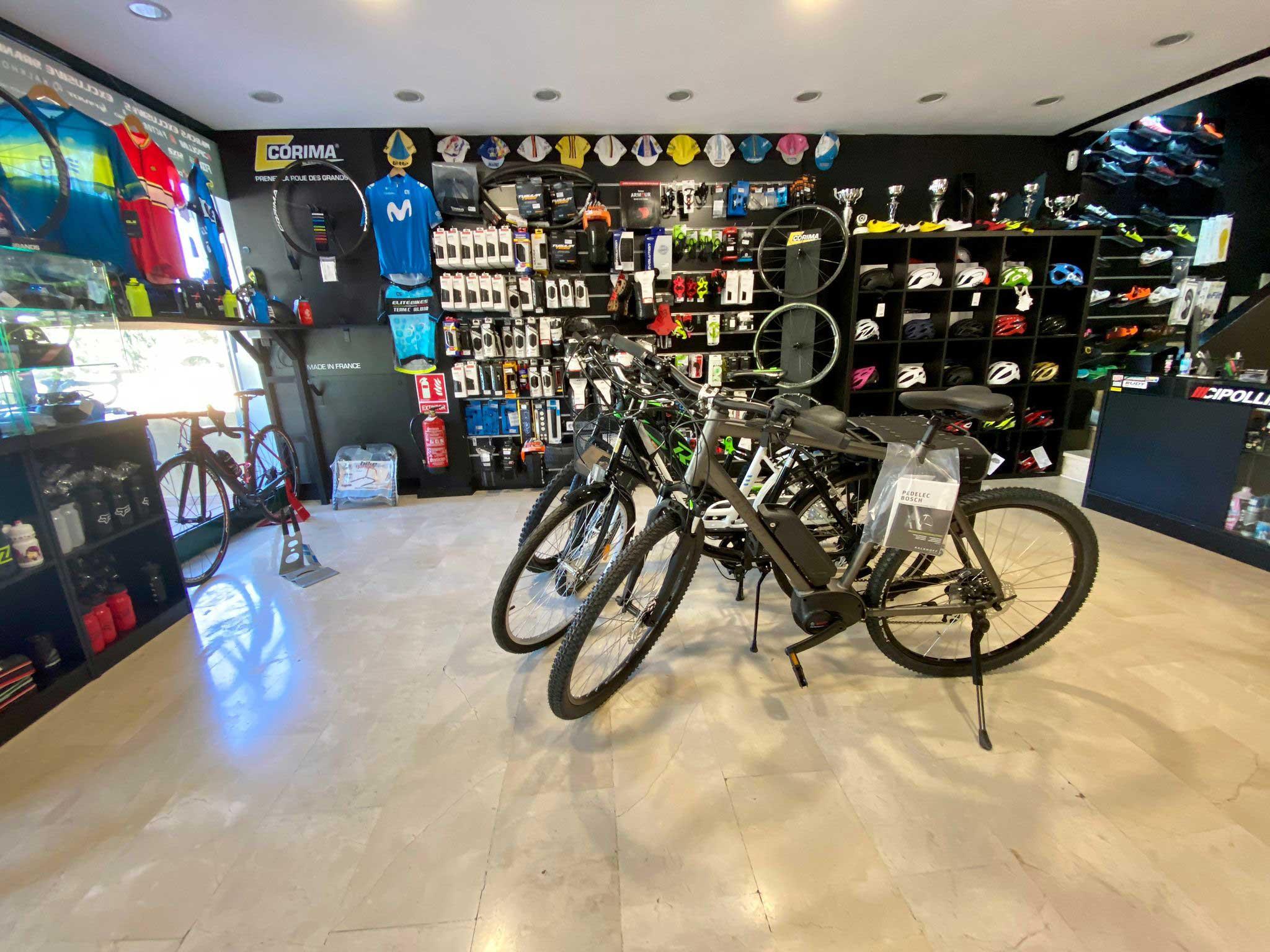 Taller de bicicletas en Jávea – Elite Bikes