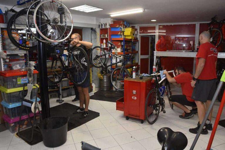 Taller xabias bike