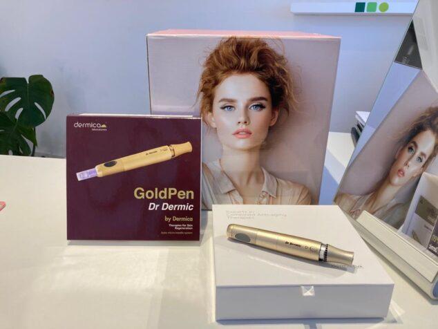 Imagen: Goldp-Pen rejuvenece tu piel