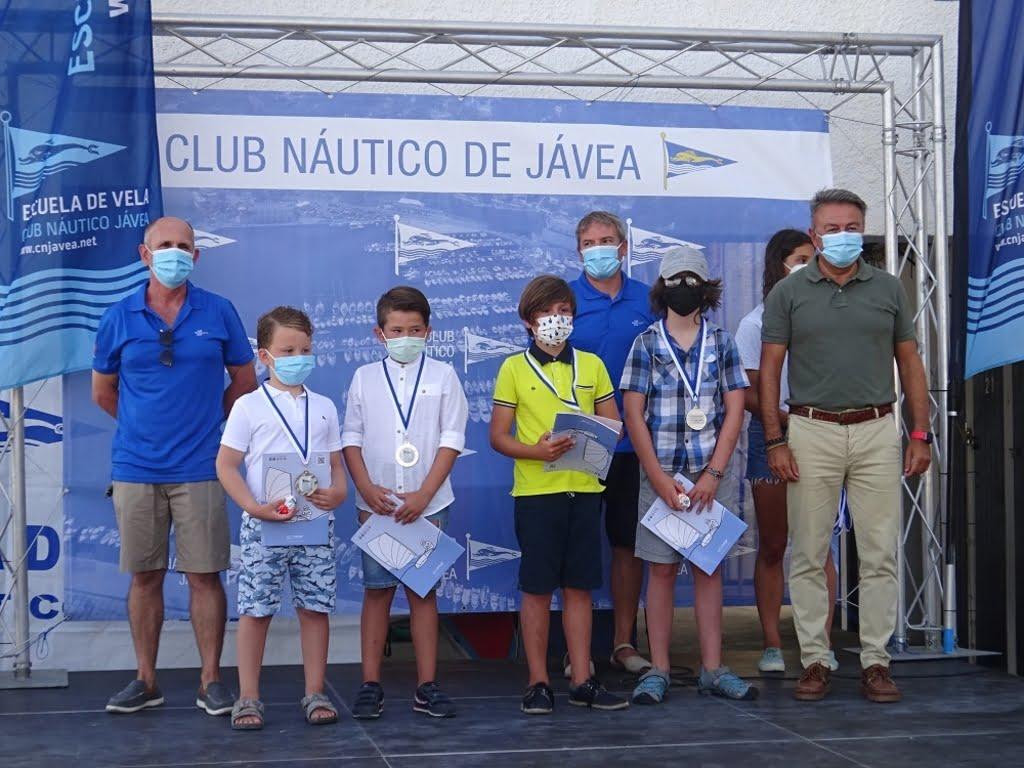 XXV Liga Interescolar del Club Náutico de Jávea