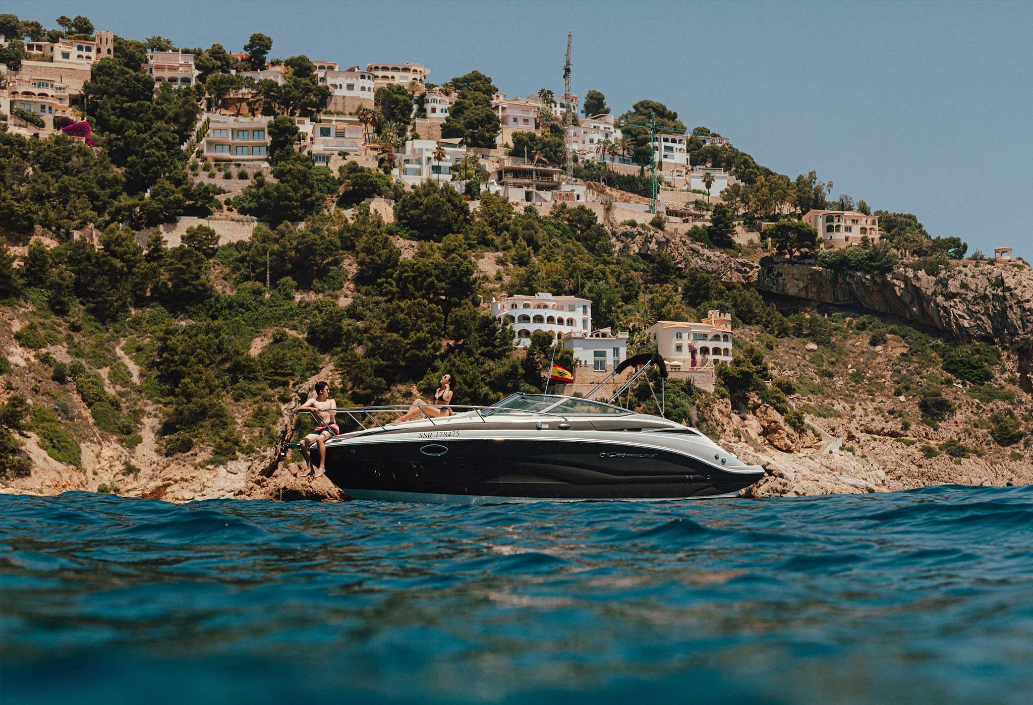 Alquilar barco Denia – Restaurante Nomada