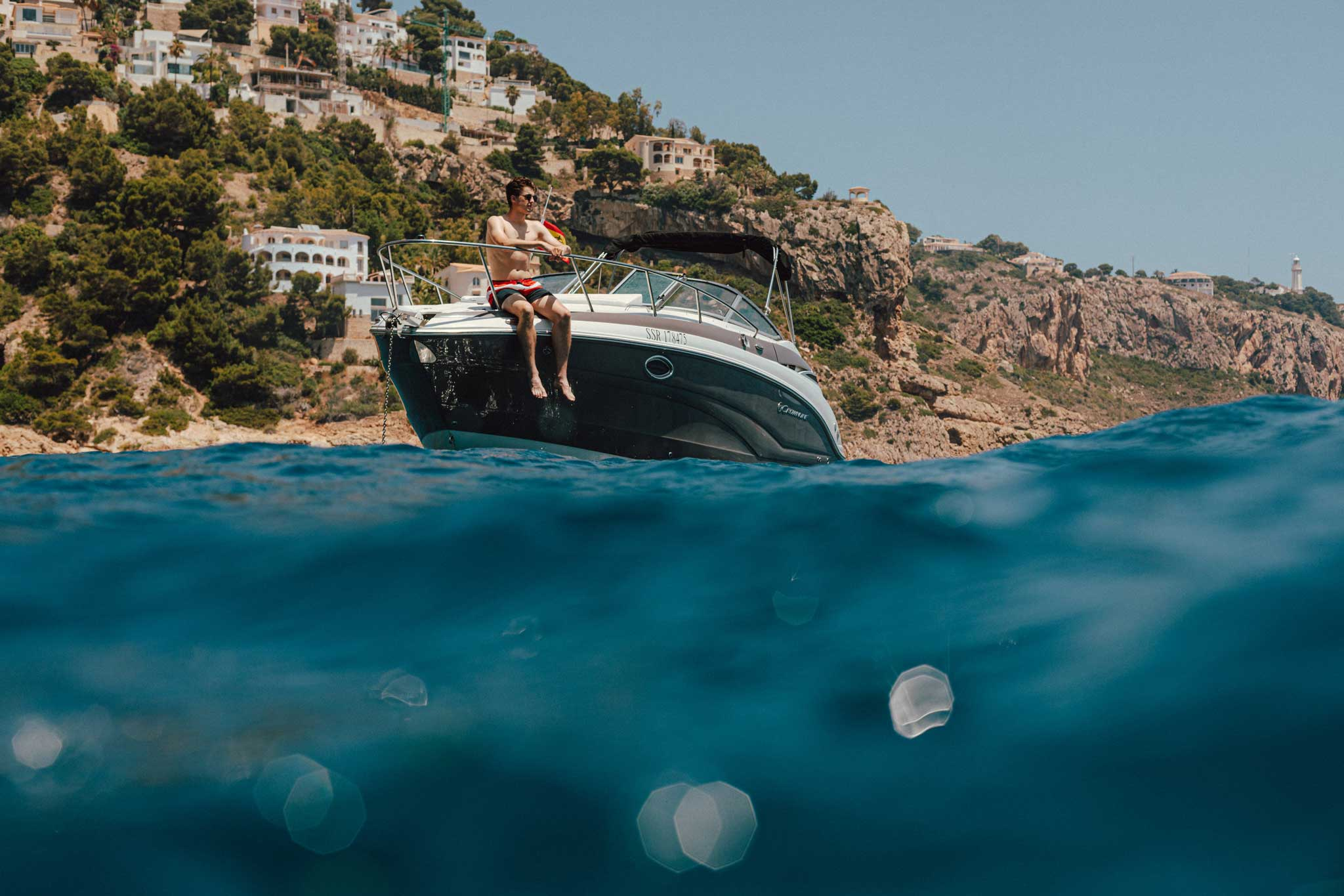 Alquiler de barcos en Denia – Restaurante Nomada