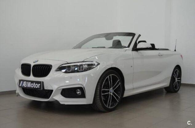 Imagen: BMW serie 2 blanco - AB Motor