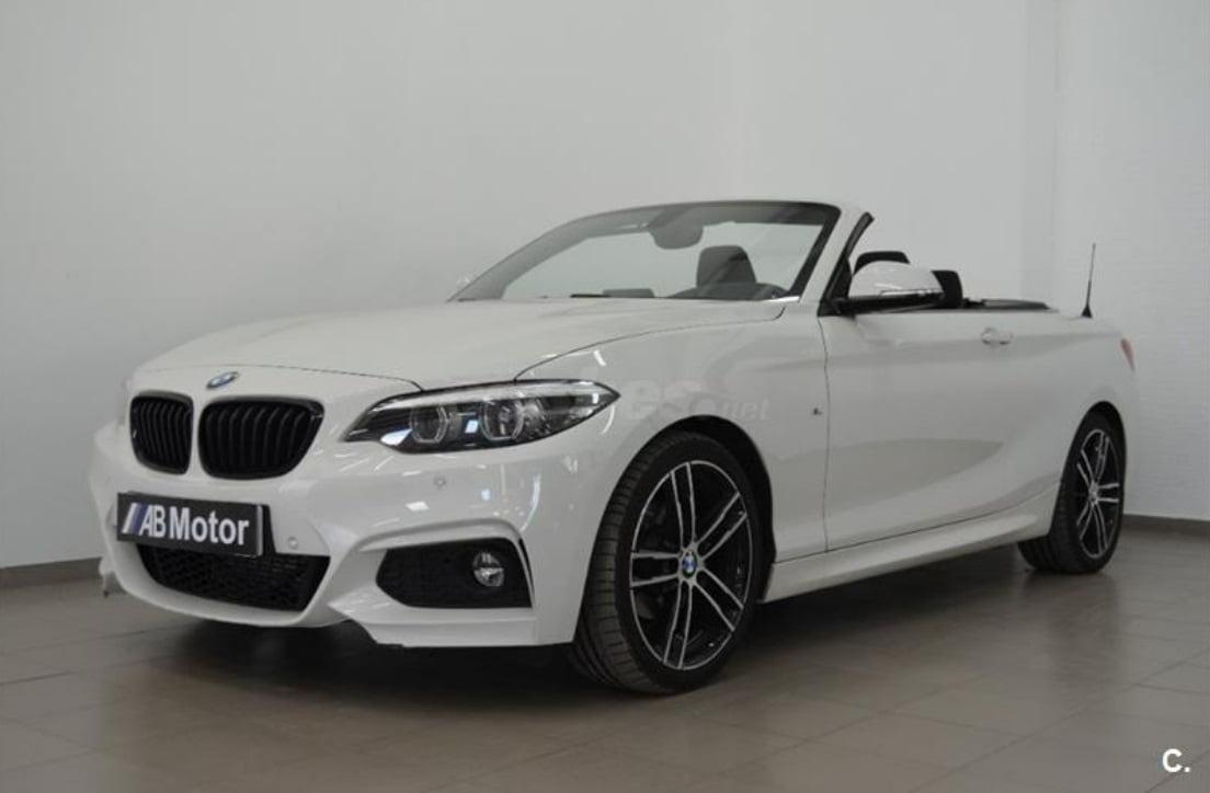 BMW serie 2 blanco – AB Motor