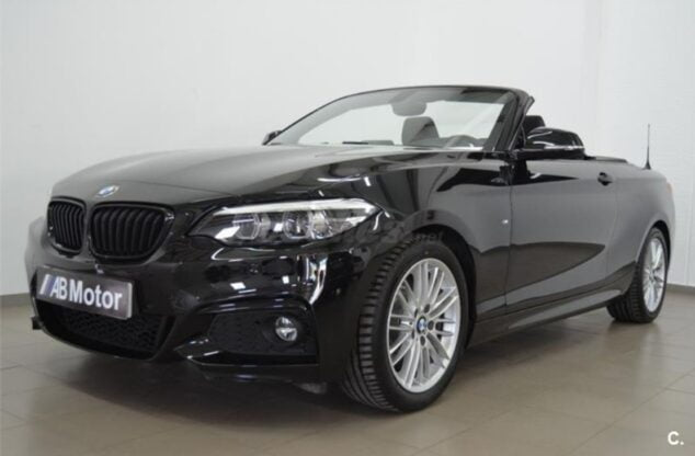 Imagen: BMW serie 2 negro - AB Motor