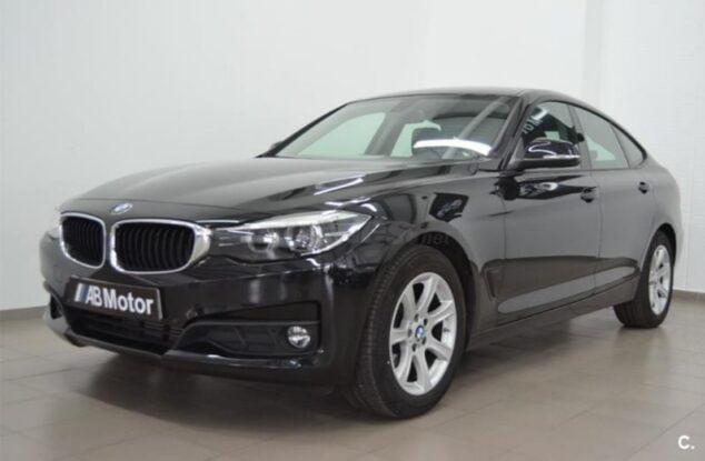 Imagen: BMW serie 3 - AB Motor