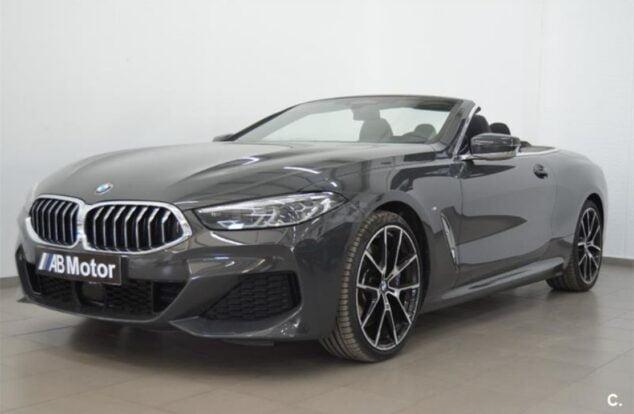 Imagen: BMW Serie 8 - AB Motor