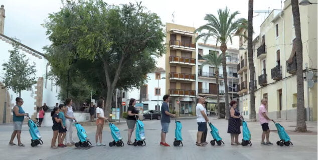 Imagen: Campaña de comercio local