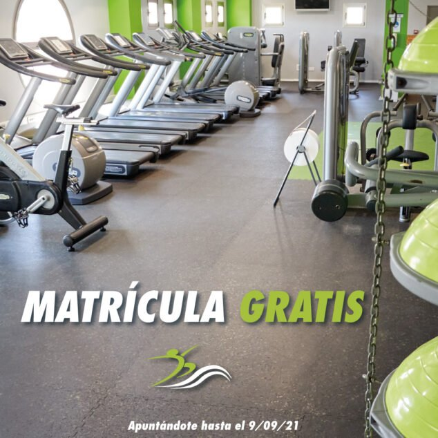 Imagen: Centro Deportivo Denia - Matricula Gratis