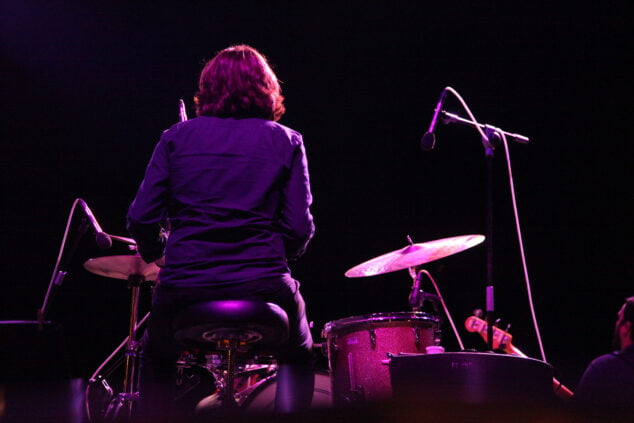 Imagen: Concierto de Juan Perro y su banda en el XàbiaJazz 2021
