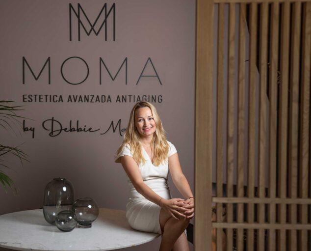 Imagen: Debbie - MoMa Estetica Avanzada Antiaging