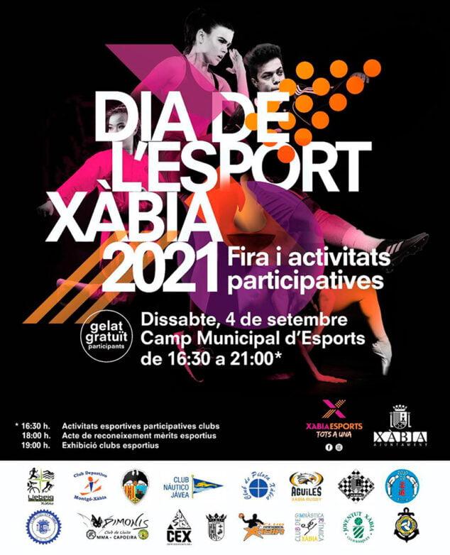 Imagen: Dia de l'Esport en Jávea