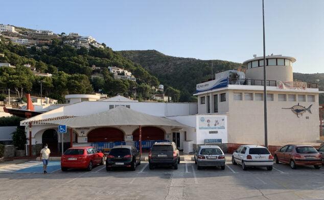 Imagen: Edificio de la Cofradía de Pescadores