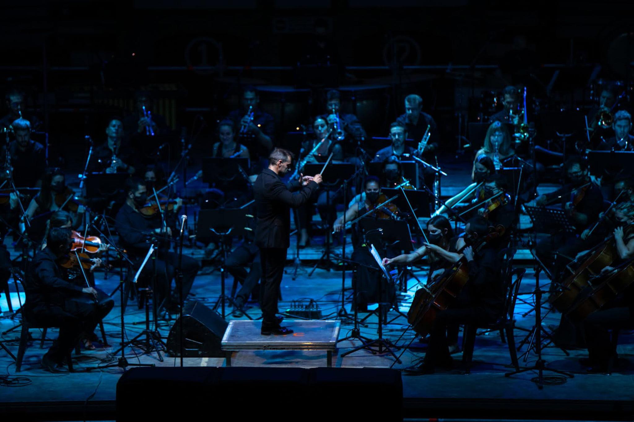 Festival de música de cine épico Sonafilm 2021