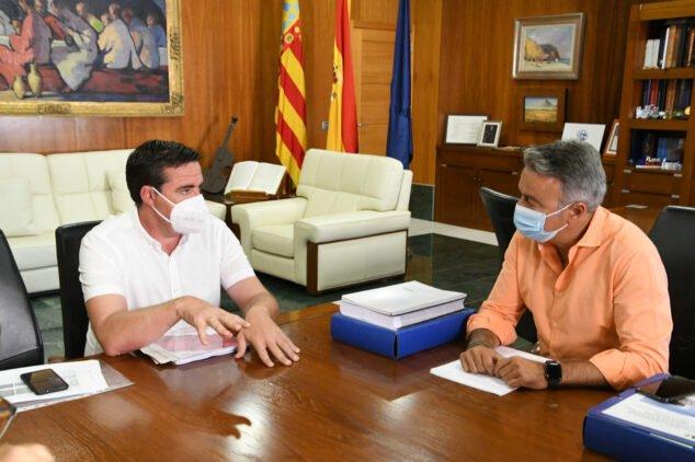 Imagen: Herick Campos y José Chulvi