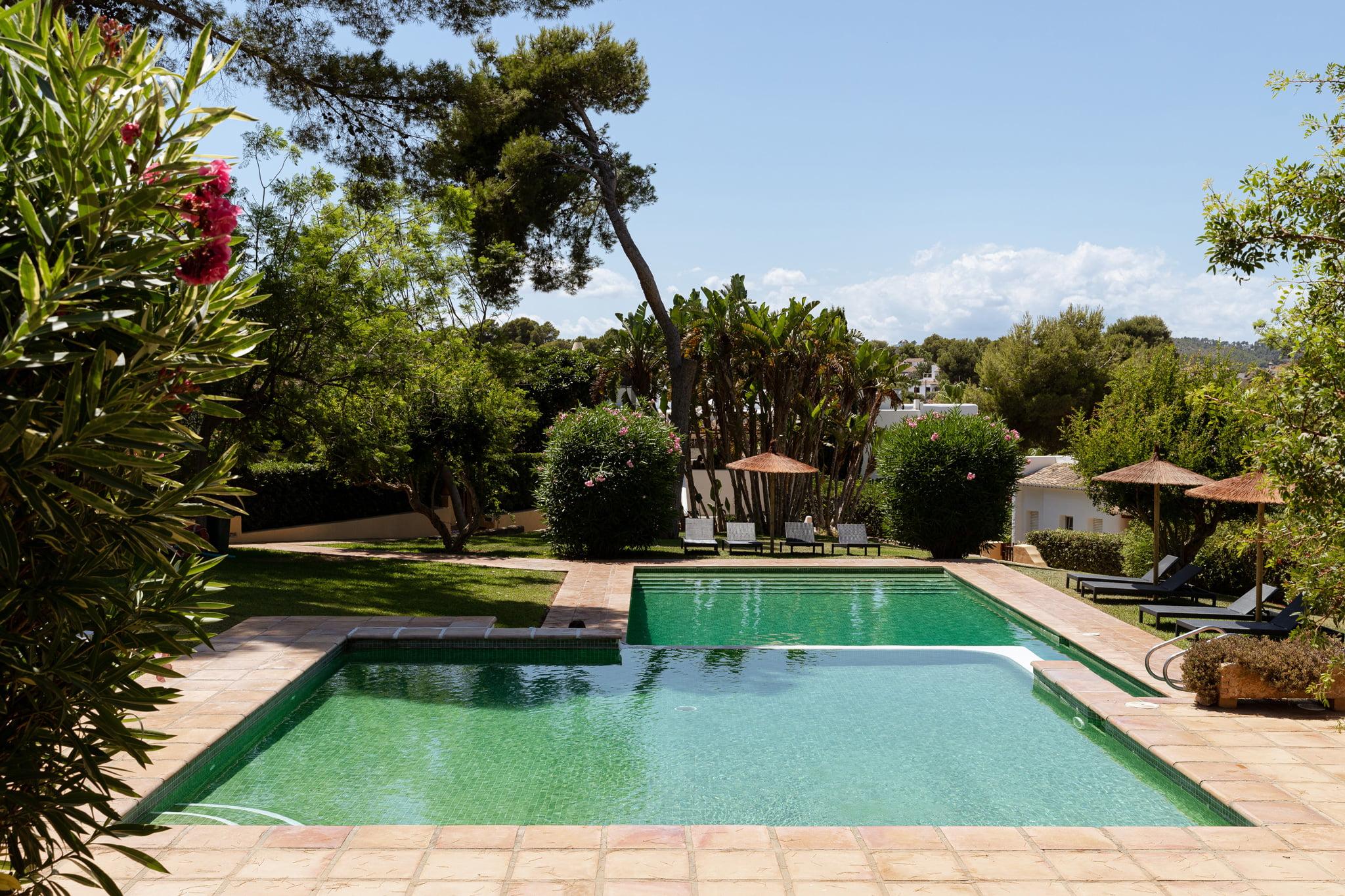 Hotel con piscina en Javea – Hotel Ritual de Terra Resort & Spa