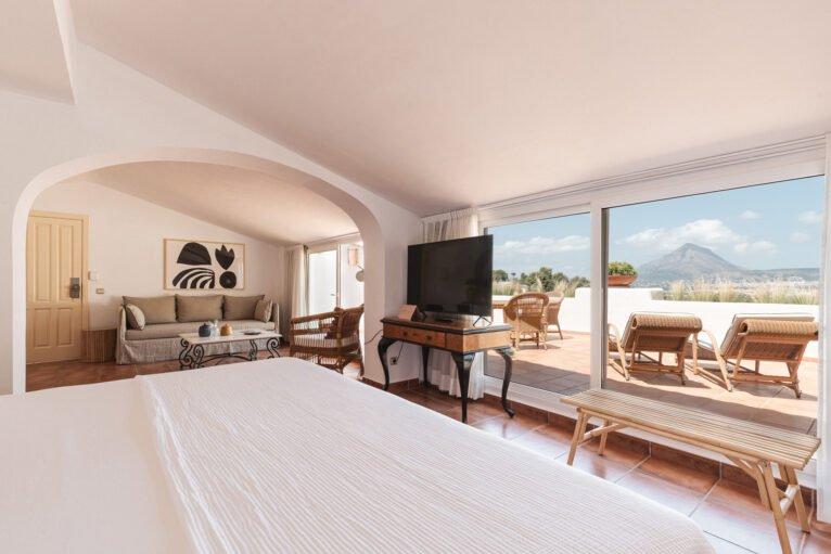 Hotel con vistas en Javea - Hotel Ritual de Terra Resort & Spa