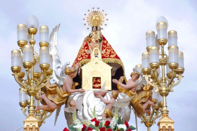 Imagen: Imagen de la Mare de Déu de Loreto