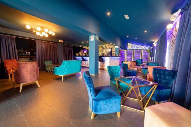 Imagen: Interior de Pub-discoteca Socco