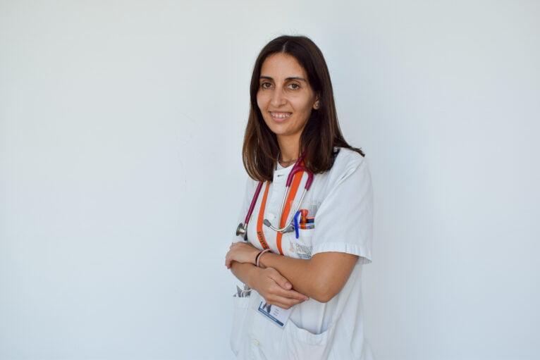 La doctora Julia Seller