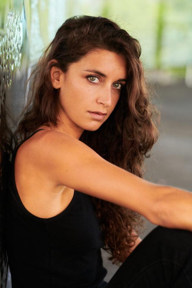 Imagen: Juliette Slama, la joven de Xàbia que aspira a Miss Universo