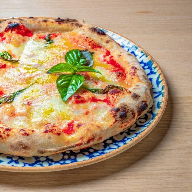 Imagen: Pizzas tradicionales - Restaurante Nomada