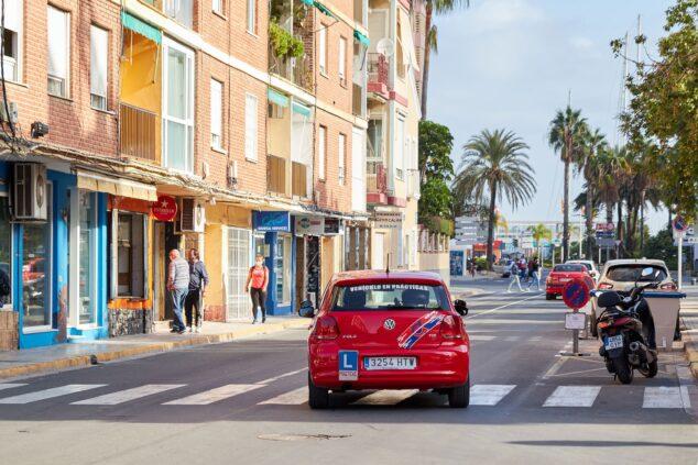 Imagen: Practicas de coche Denia - Autoescuela Guillem