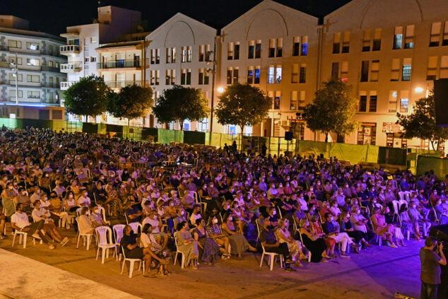 Imagen: Público asistente al Xàbia Jazz