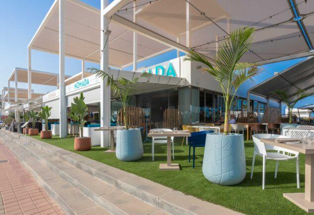 Imagen: Restaurante Nomada