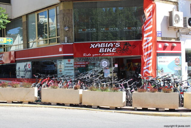 Imagen: Tienda Xàbia's Bike