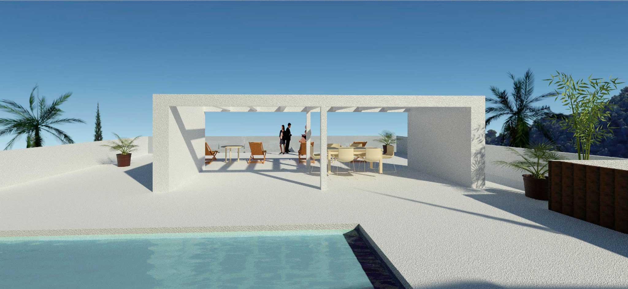 Anteproyecto Cala Llonga – Quitec