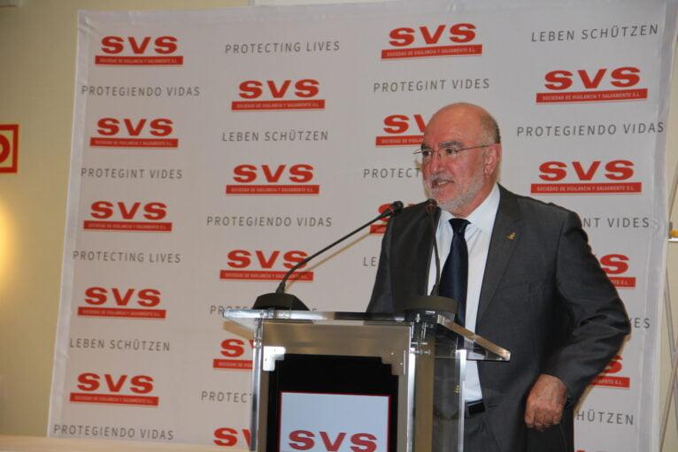 Antonio Padial durante su intervención