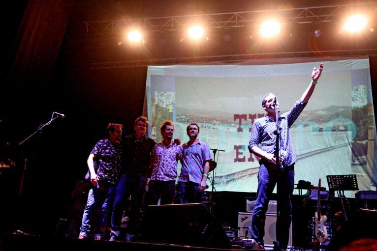 Banda de DePedro-Montgorock Xàbia Festival 2021