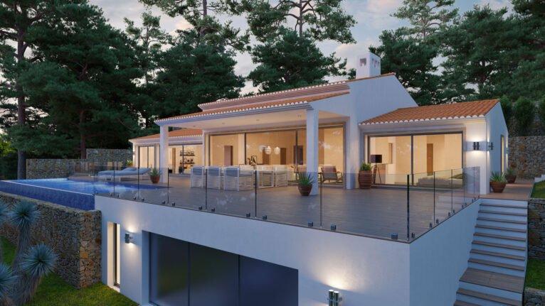 Casa de lujo Altea Hills - Lucas Graf Projects