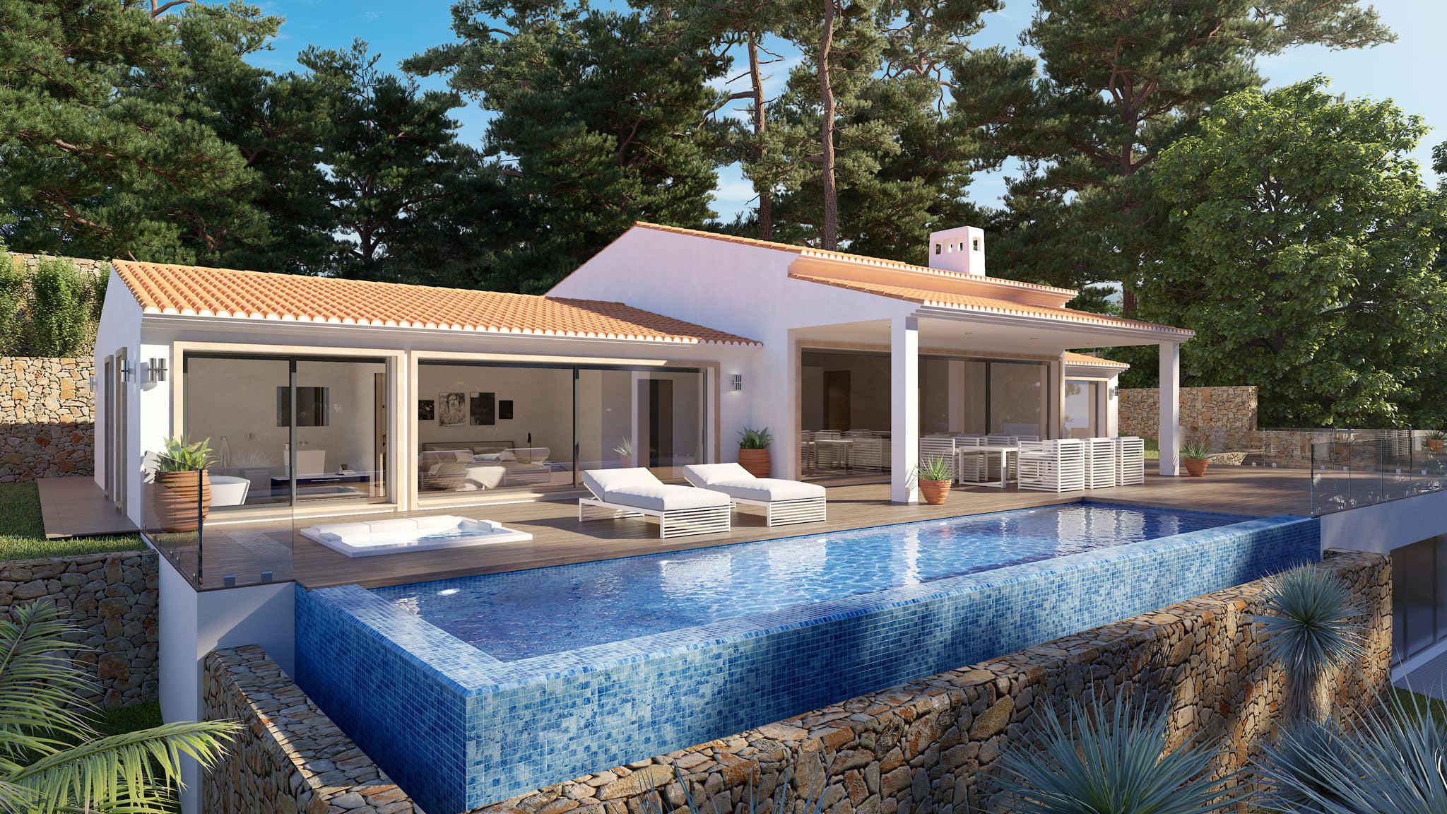 Comprar casa en Altea Hills – Lucas Graf Projects