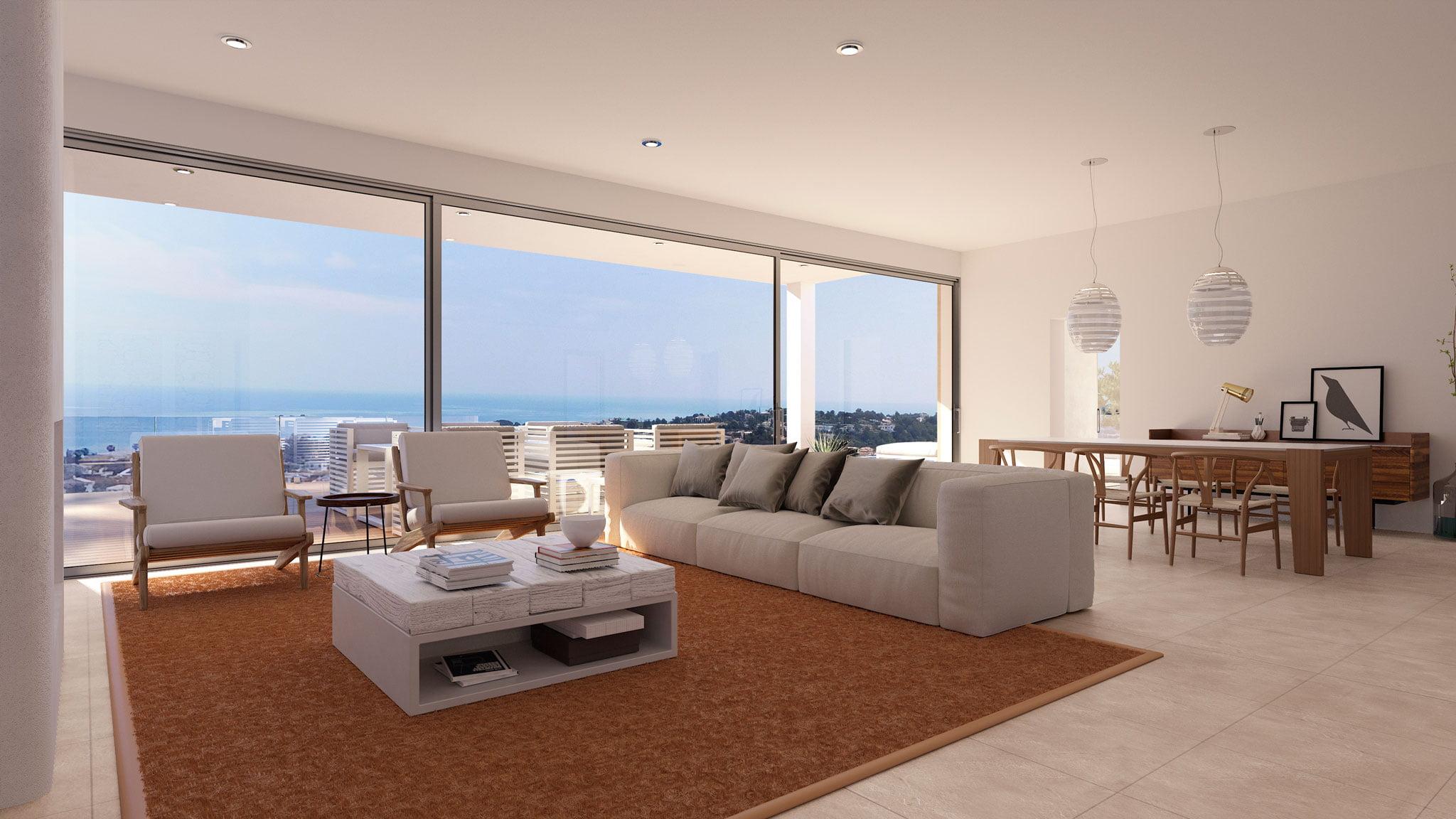 Comprar Villa Altea Hills – Lucas Graf Projects