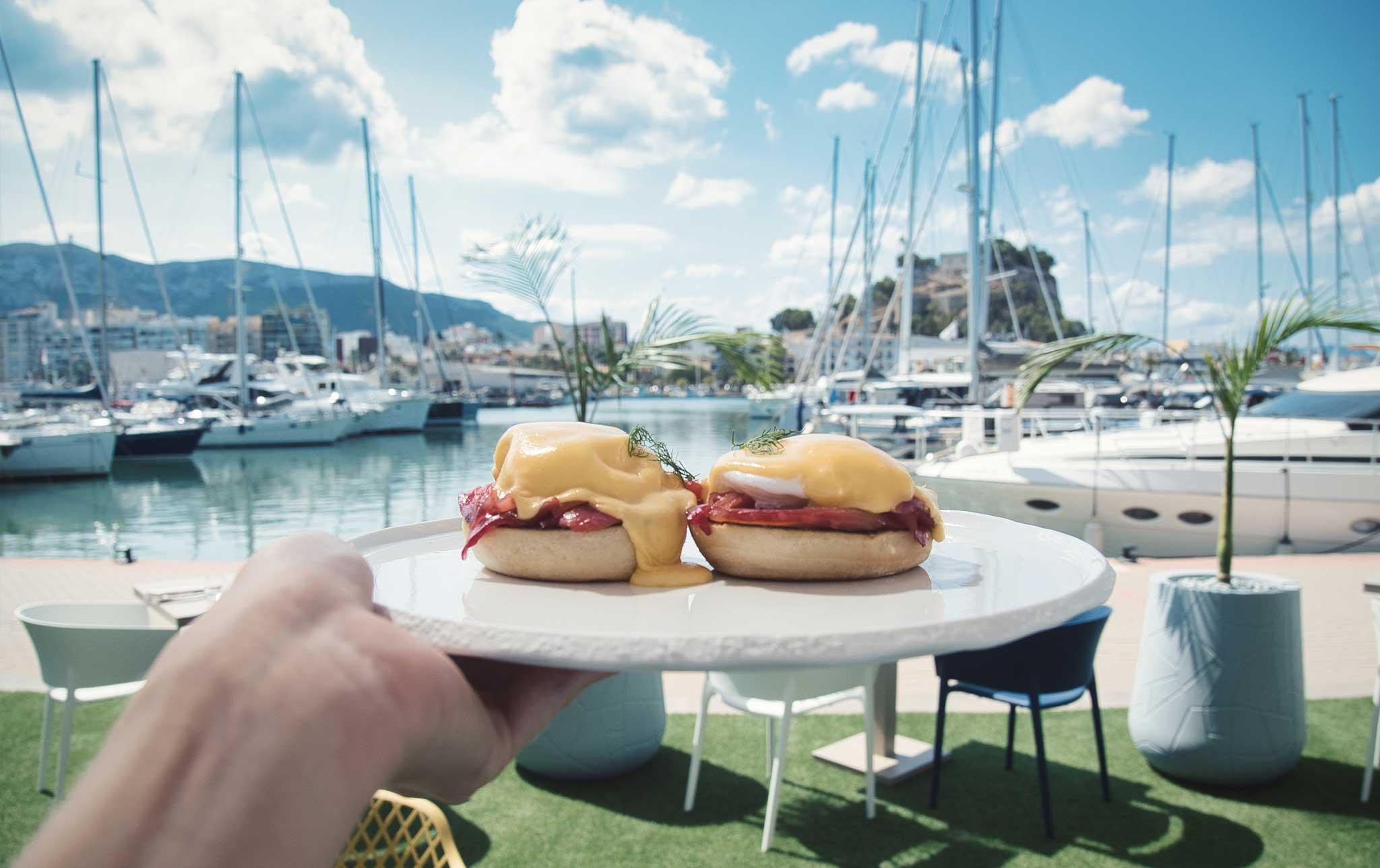 Desayuno salado Denia – Restaurante Nomada