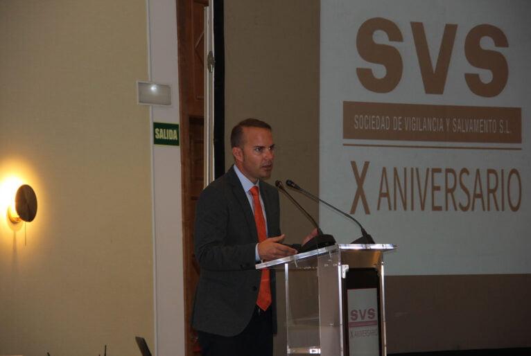Eusebio Miñana, gerente de SVS