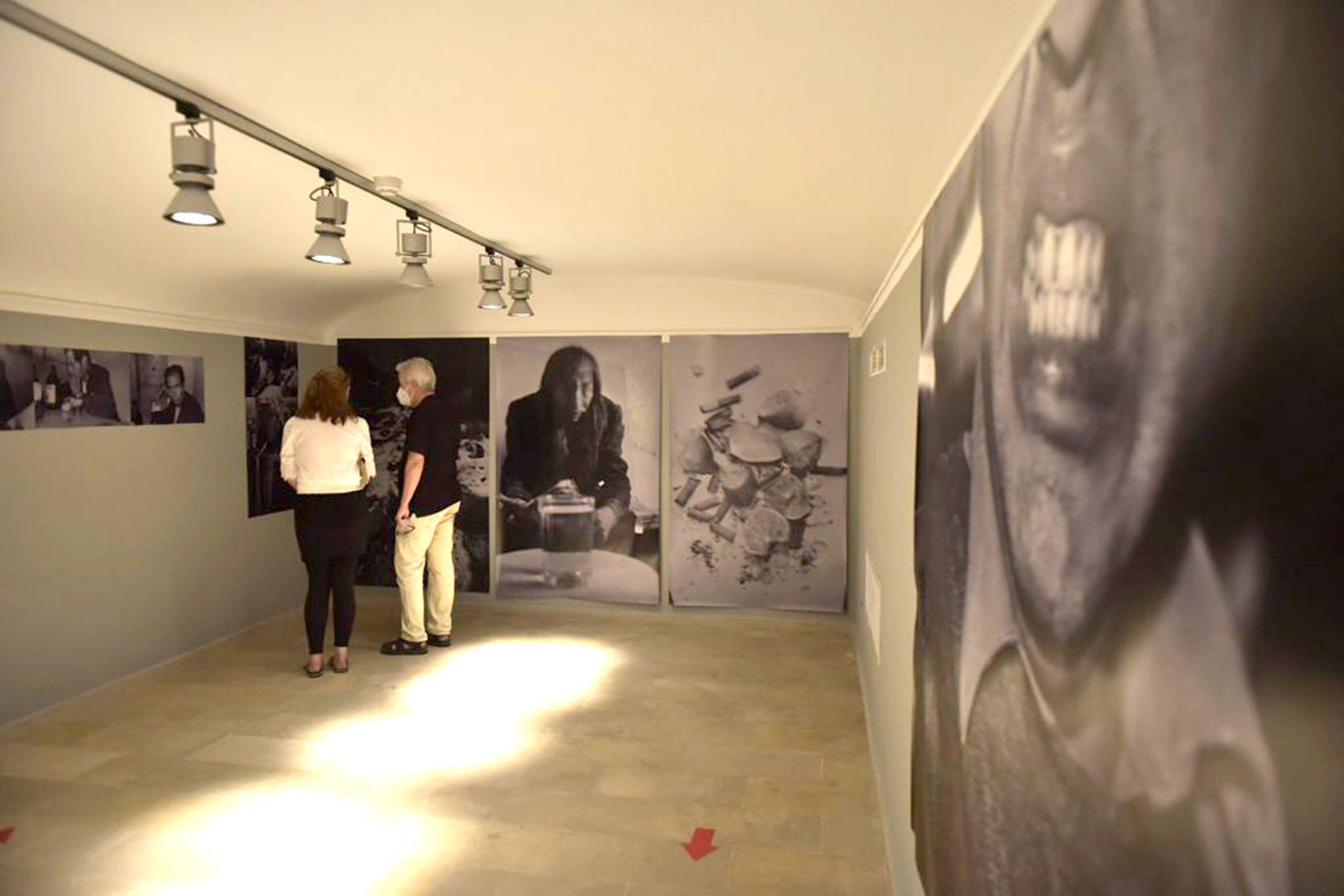 Exposición del Festival de Fotografía Ojos Rojos