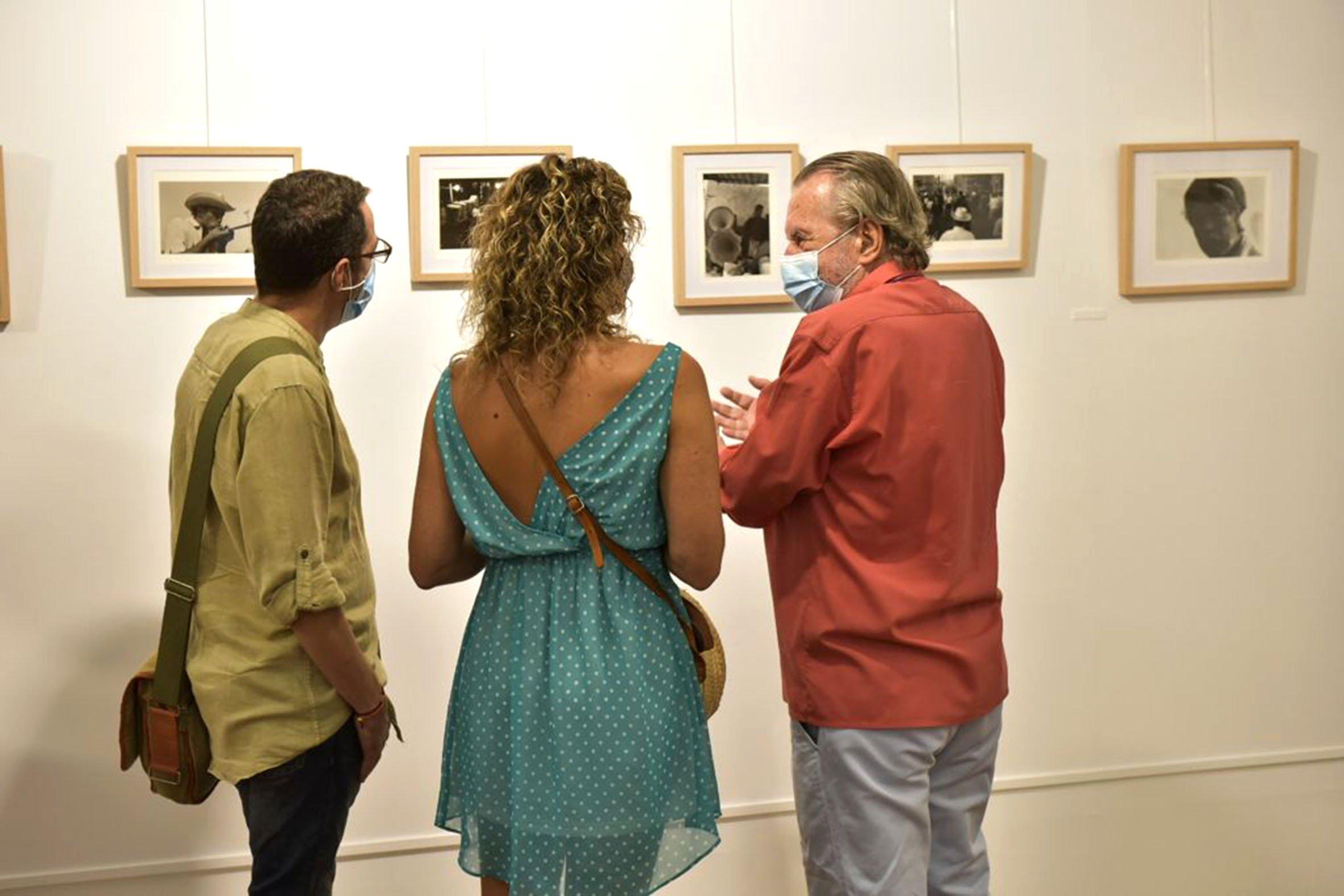 Exposición del Festival Ojos Rojos Xàbia (2)