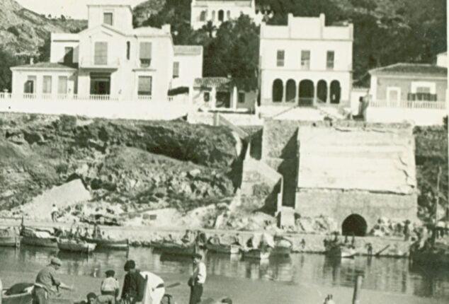 Imagen: Imagen del antiguo refugio