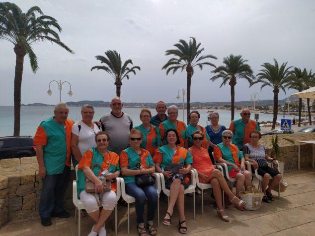 Imagen: Miembros de la Quintà La Brega