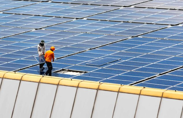 Imagen: Intalacion fotovoltaica Denia - SUN & PROJECTS