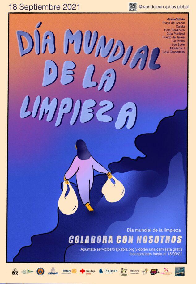 Imagen: Cartel de la Jornada de limpieza