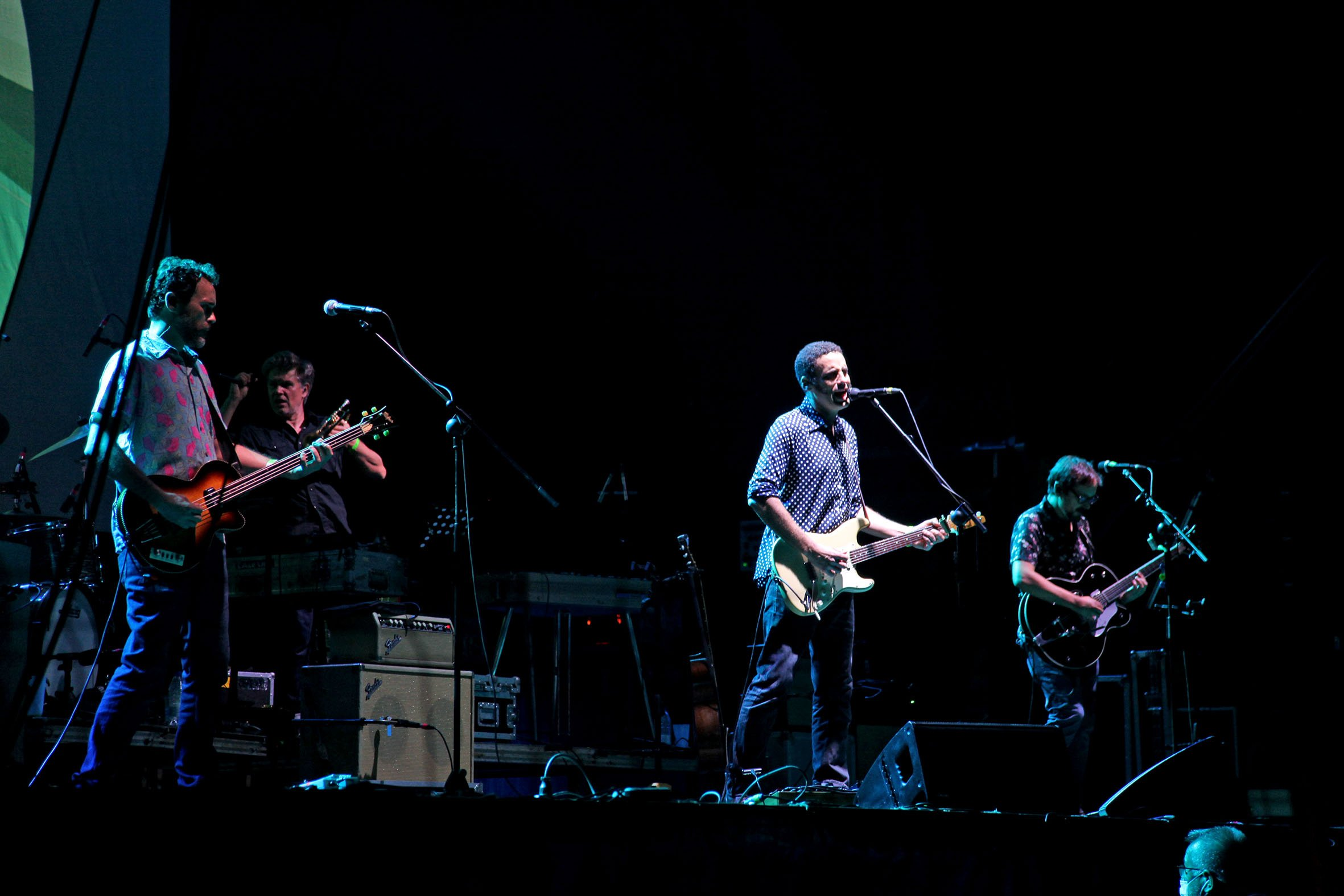 La banda DePedro en el Montgorock Xàbia Festival