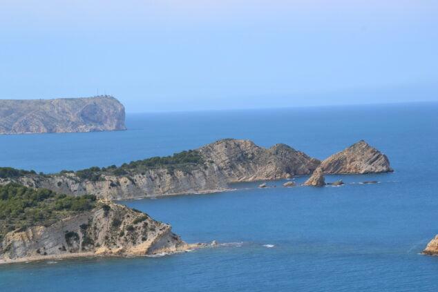 Imagen: Mirador Punta del Cap Negre Xàbia