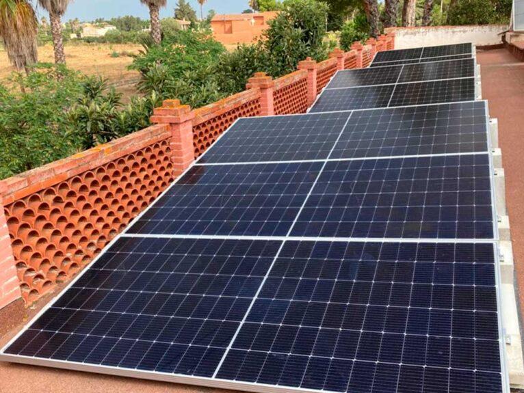 Placas fotovoltaicas Denia - Electrodomesticos Pineda