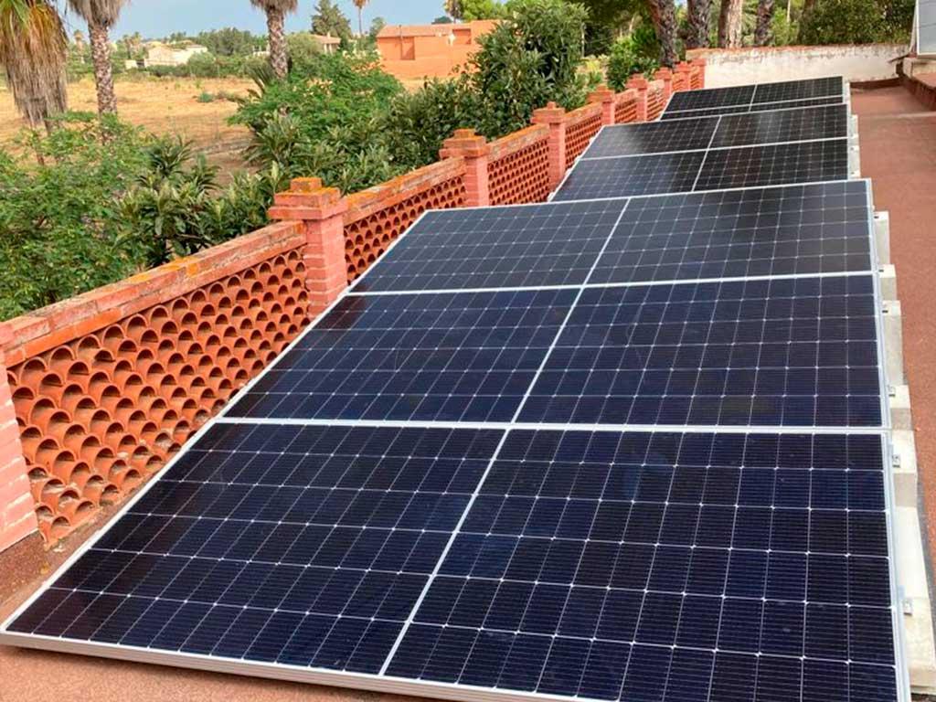 Placas fotovoltaicas Denia – Electrodomesticos Pineda